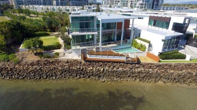 Stunning North-to-Water Beach House Plus Spare Blocks Also Available
