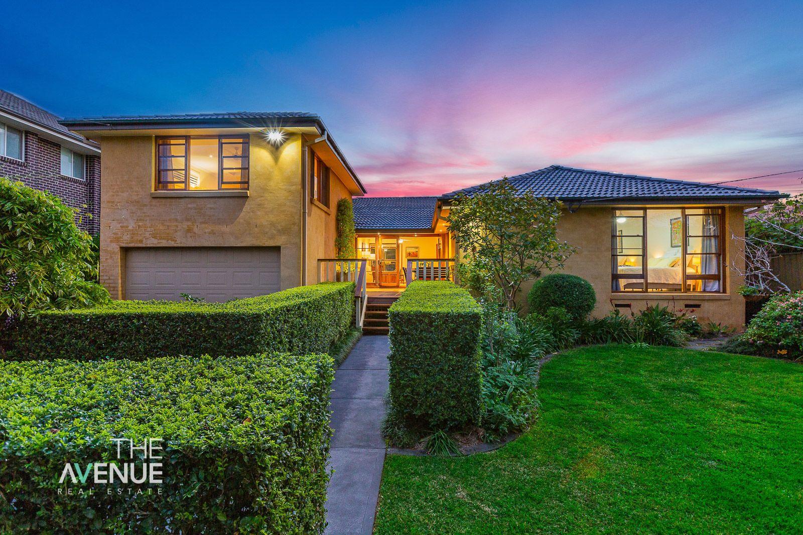 21 Cambewarra Avenue, Castle Hill NSW 2154