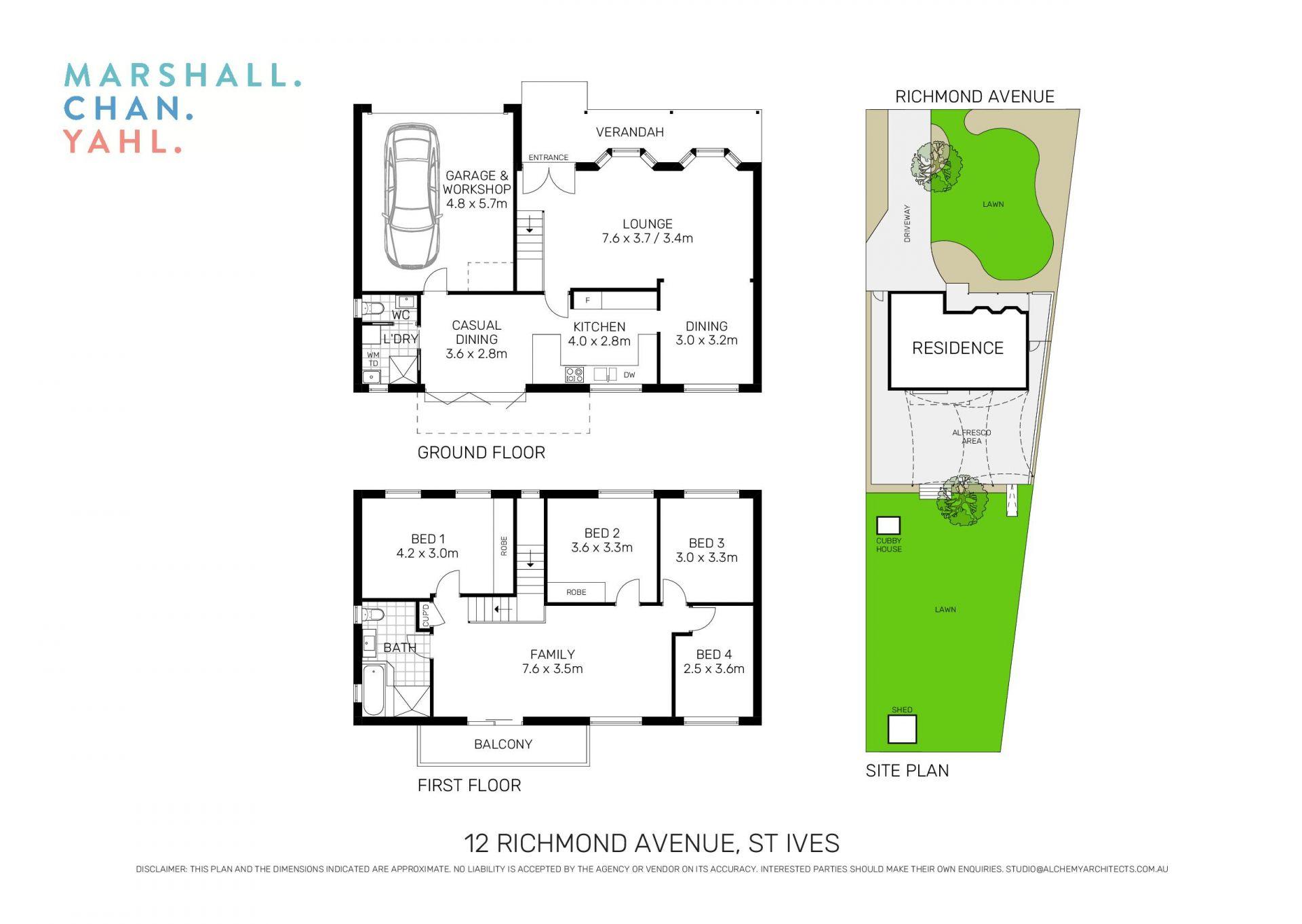 12 Richmond Avenue St Ives 2075