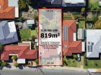 PRICE SLASHED R20/50/100 819sqm