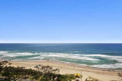 Fully Furnished Beachfront Apartment in 'Beachpoint'