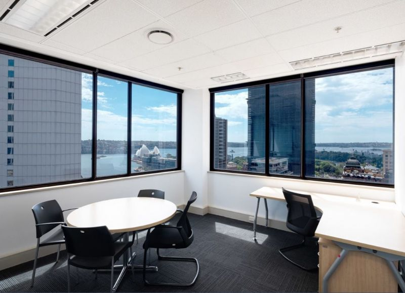 Fitted and refurbished suites in a prominent CBD location