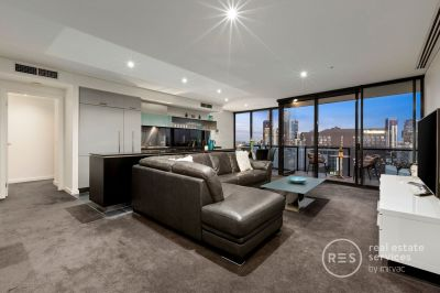 One of the finest offerings in the Yarra's Edge precinct