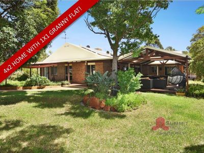 LARGE 4X2 FAMILY HOME WITH 1x1 GRANNY FLAT IN LESCHENAULT!