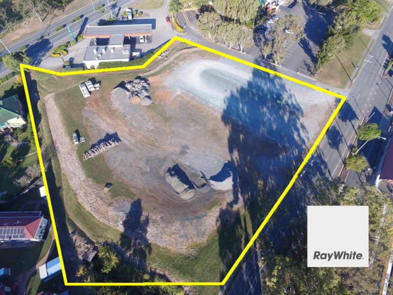 Large Commercial or Residential Development Site In Lawnton $3,000,000.00 + GST (If Applicable)