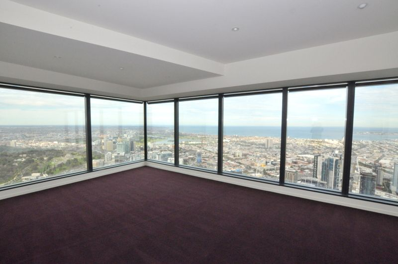 Best Views in Town from 71st Floor in Eureka Tower!