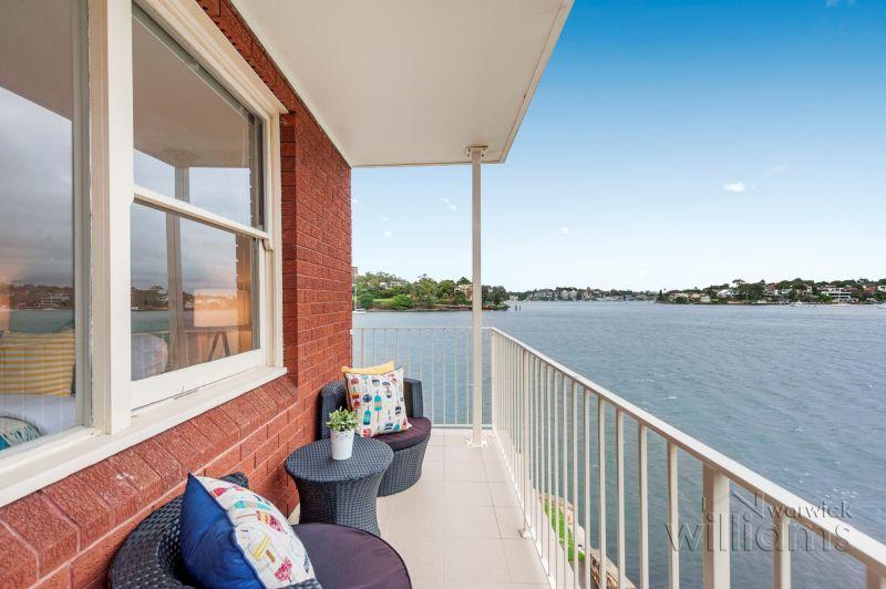 Waterfront sanctuary with awe-inspiring views