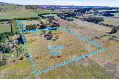 10 ACRES (APPROX) WITH A STUNNING SETTING
