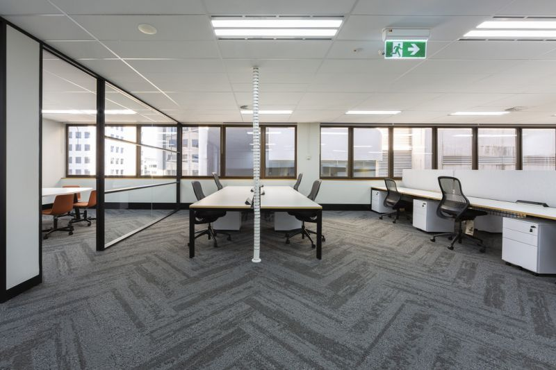 Sophisticated Fitted Office Space For Lease Canberra CBD