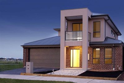 Magnificent brand new double storey home!
