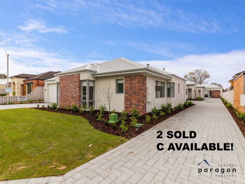 BIGGEST AND BEST VALUE VILLA IN YOKINE, TUART HILL & JOONDANNA! ALL OFFERS ABOVE $600,000 PRESENTED!