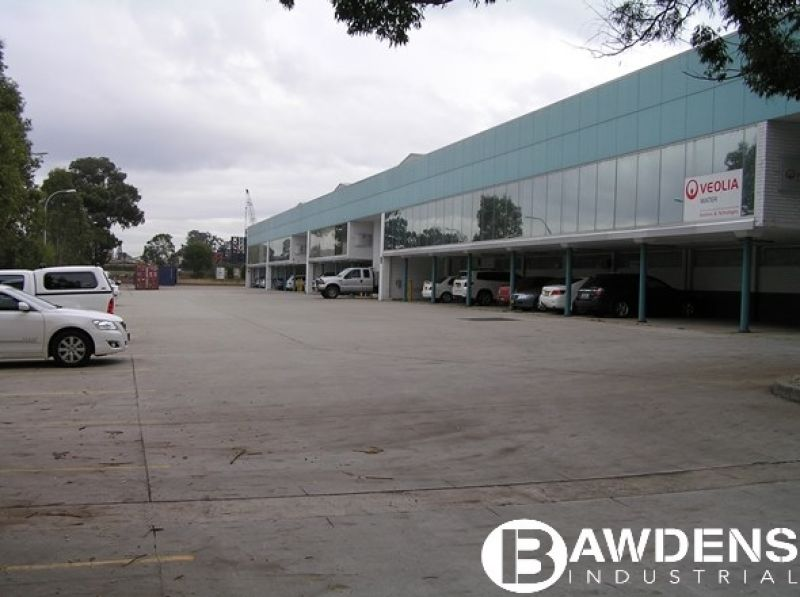 Modern, High Clearance Factory situated Just Off Abbott Road At End Of M2 Motorway.