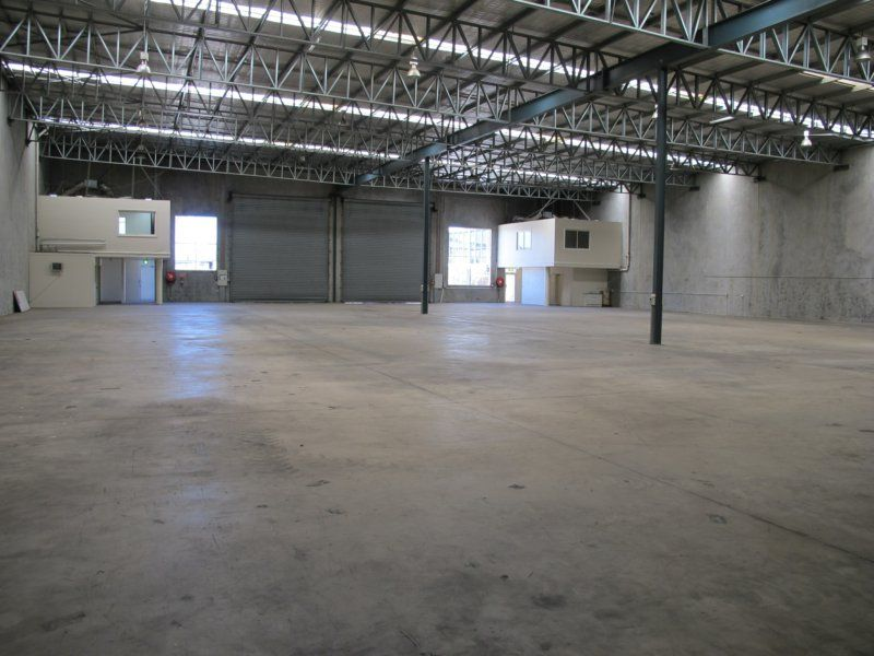 Handy High Clearance Concrete Panel Industrial Warehouse