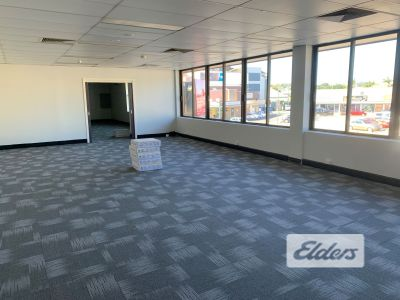 IDEALLY LOCATED OFFICE TENANCY WITH PARKING!