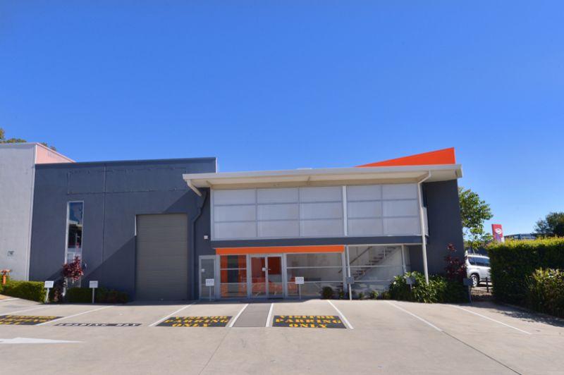 Modern Industrial Warehouse