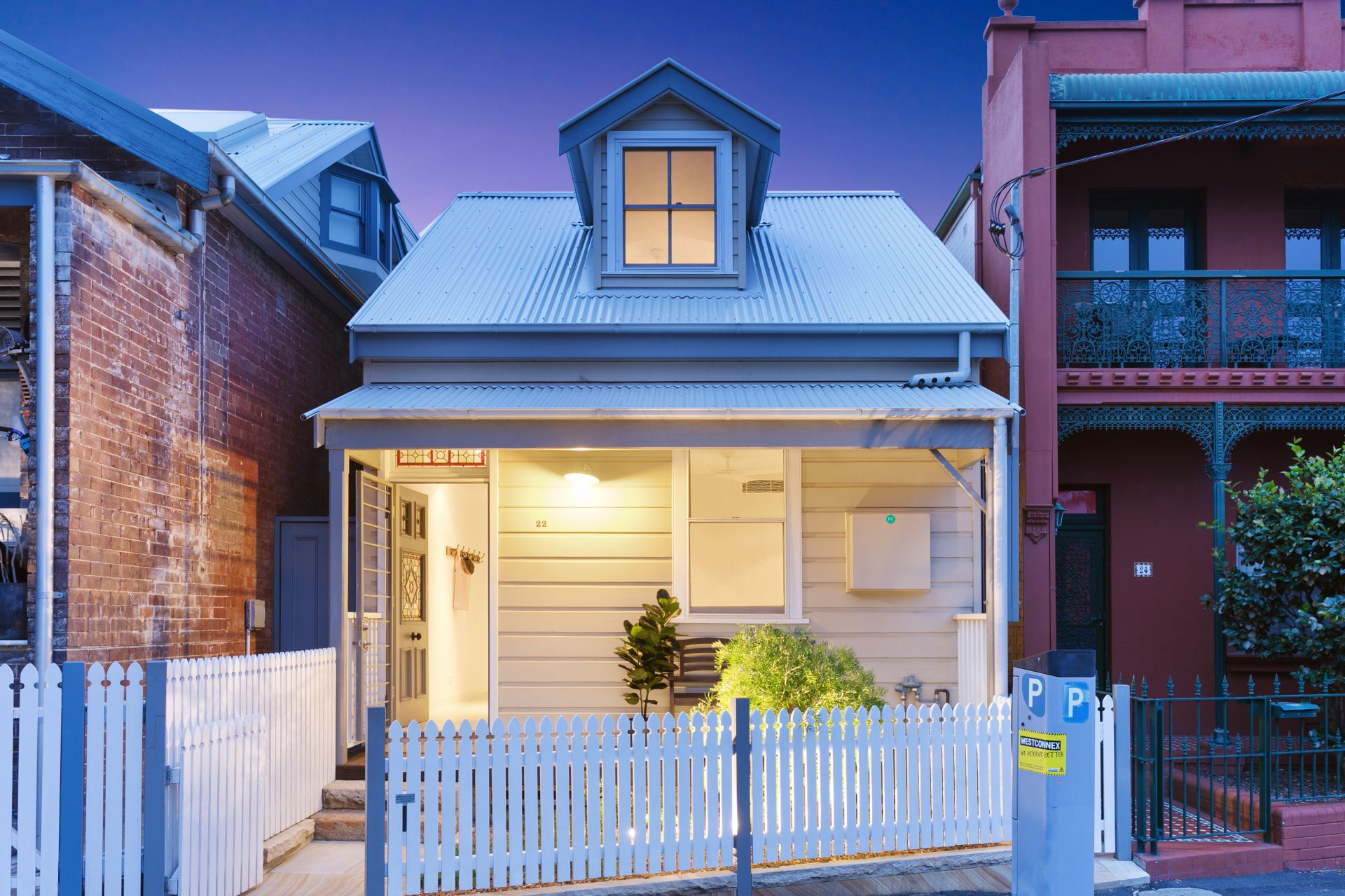 22 North Street, Balmain