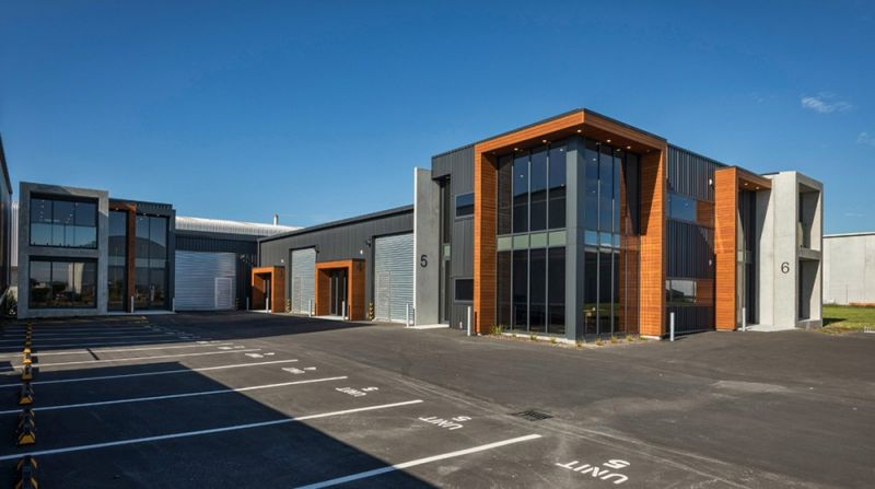 Brand new office space in Rolleston