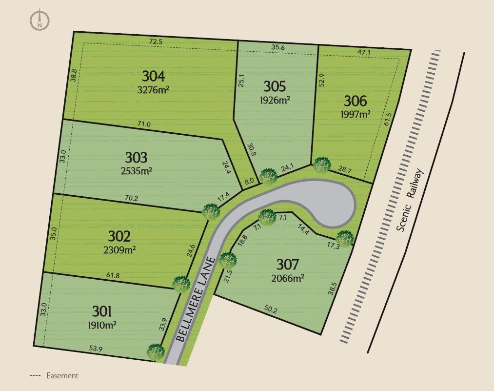 Lot 306 Bellmere Lane, Redlynch QLD 4870