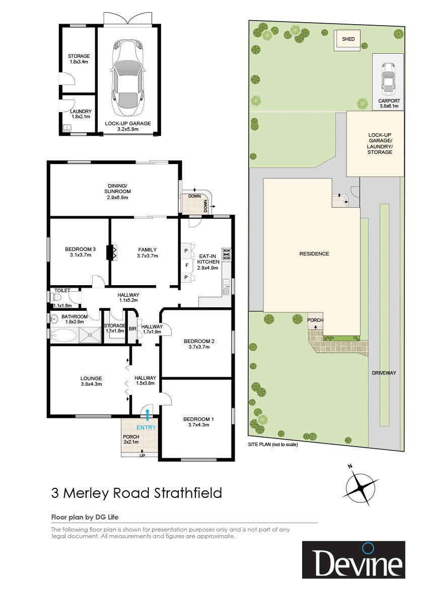 3 Merley Road, Strathfield