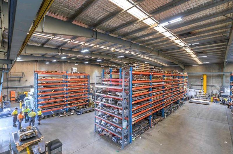 Highbay Warehouse plus Big POWER
