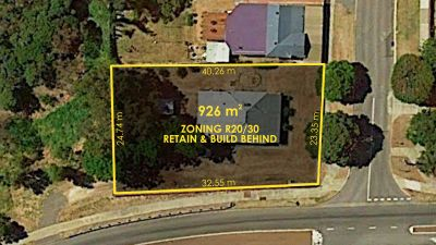 SUBDIVISION POTENTIAL - AWESOME LOCATION