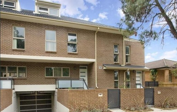 10/5 Short Street, Homebush