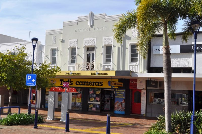 UNDER CONTRACT - Two Level Retail Building - Southport CBD