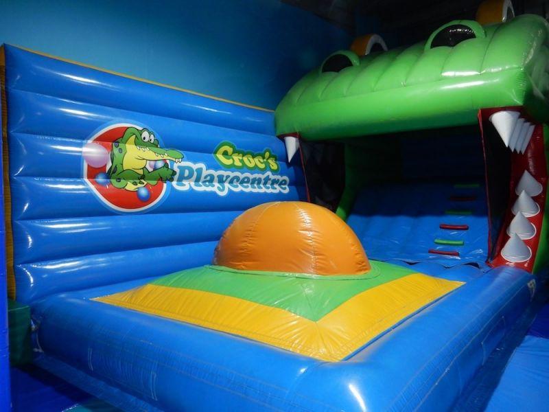 Established Muffin Break Cafe PLUS New Era Crocs Childrens Play Centre