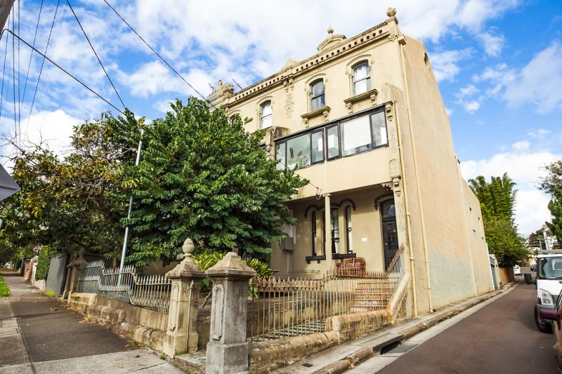 Two Charming Freehold Terraces | Boarding House, Student Accommodation | DA Approved For Improvements