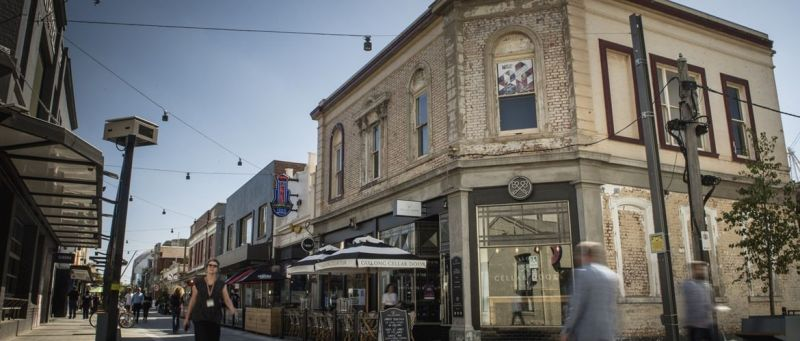Commercial Property For Lease: Level 1, 87 Little Malop Street, Geelong, VIC 3220