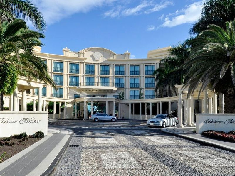 Palazzo Versace - One of the most exclusive addresses in Australia