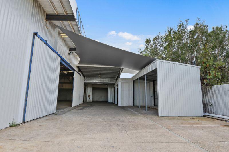 Freestanding Industrial Warehouse - Warana