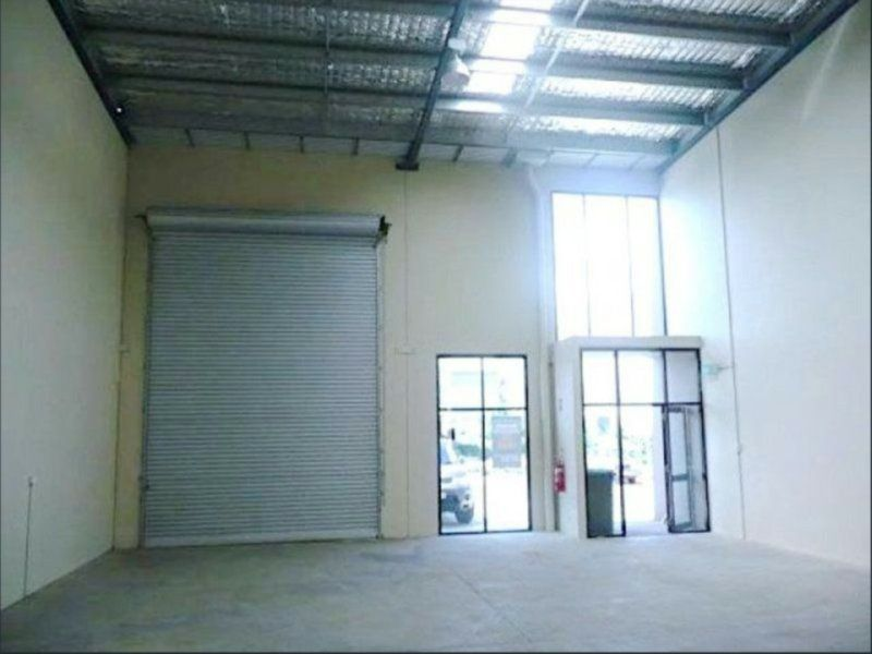 151sqm Clear Span Warehouse