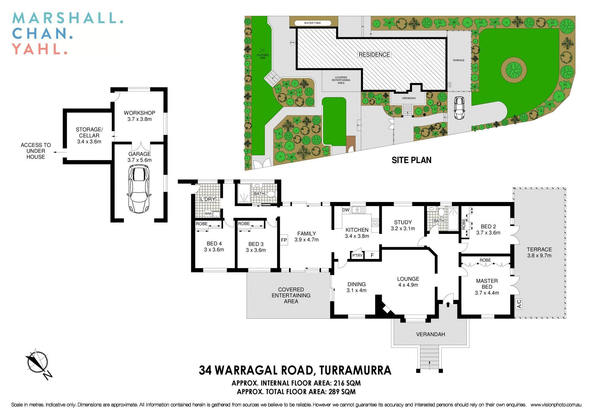 34 Warragal Road Turramurra 2074