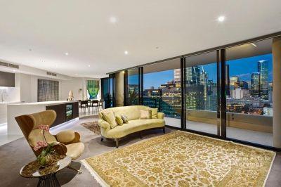 Raising the Bar For Opulent Yarra's Edge Living