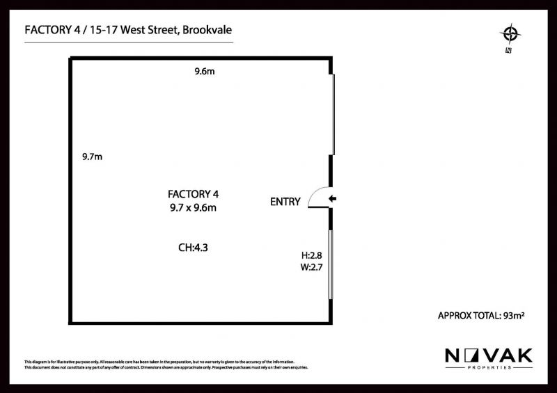 93SQM OF PRIME SPACE IN THE HEART OF BROOKVALE