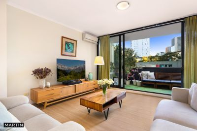 MARTIN- Two Bedroom-Fully Furnished