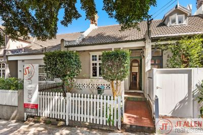 Completely Private And Full Of Character, Two Bedroom Terrace In The Heart Of Bondi/Tamarama.