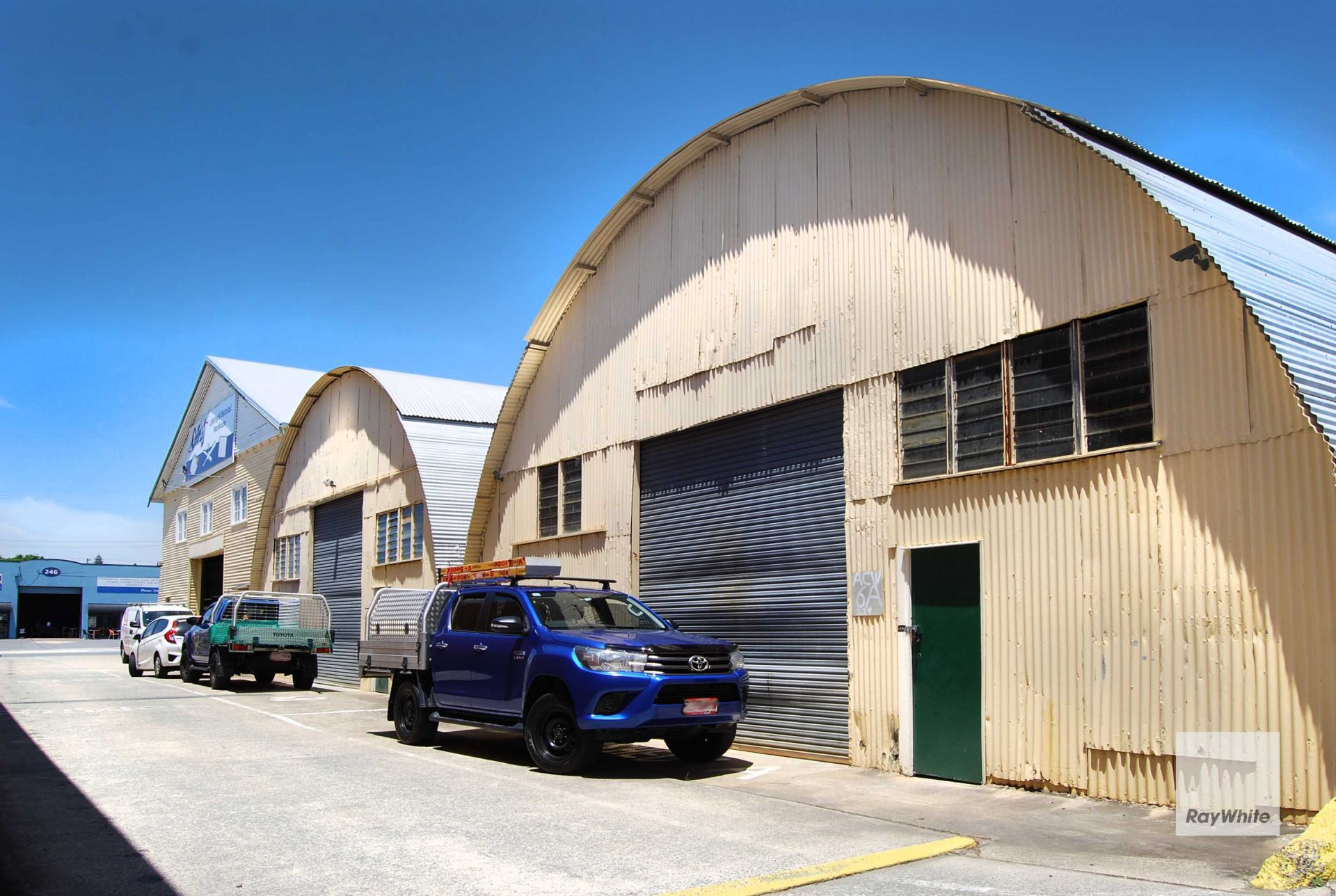 Small Warehouse on Robinson Road