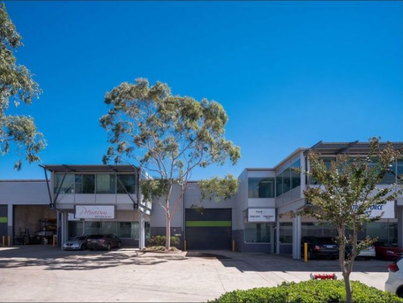 Inner West's premier small unit industrial estate