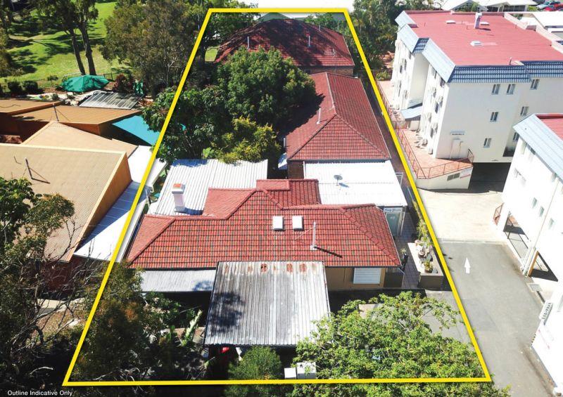 Residential Complex- $194,329.71 pa nett - Southport CBD