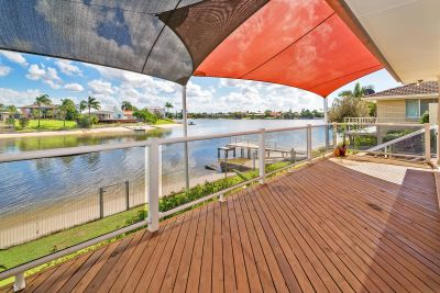 Spacious Waterfront House with a Pool!