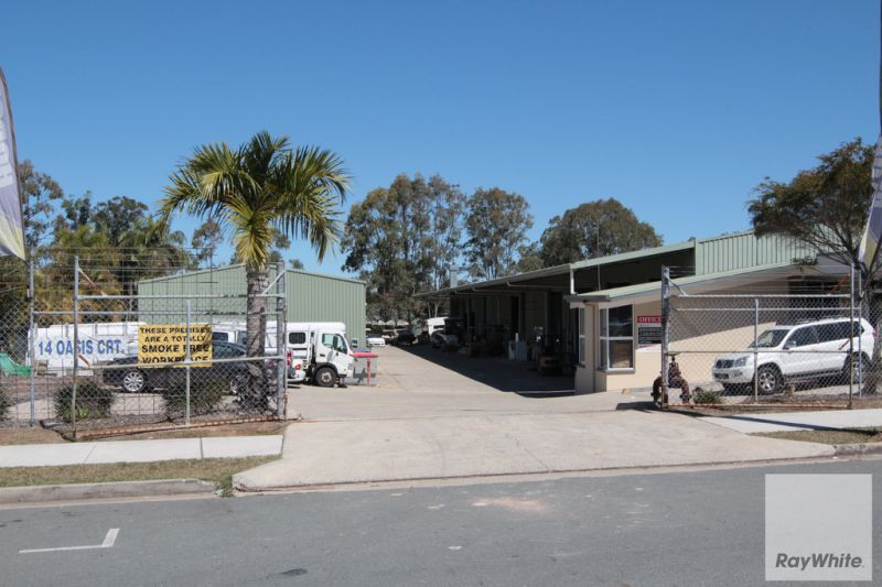 Warehouse Opportunity in Clontarf