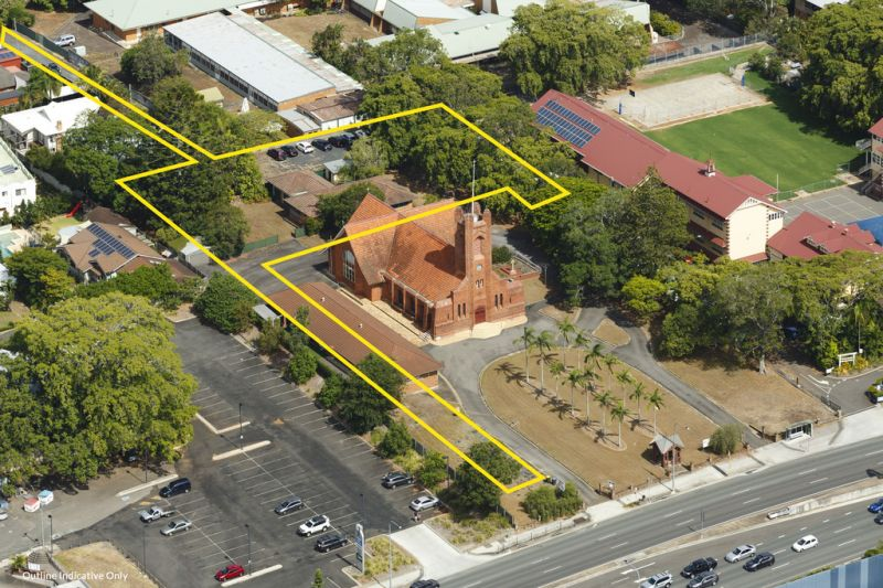 3,000m²** Lutwyche Site