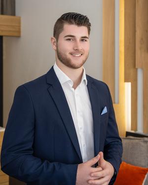Caleb  Harman real estate agent