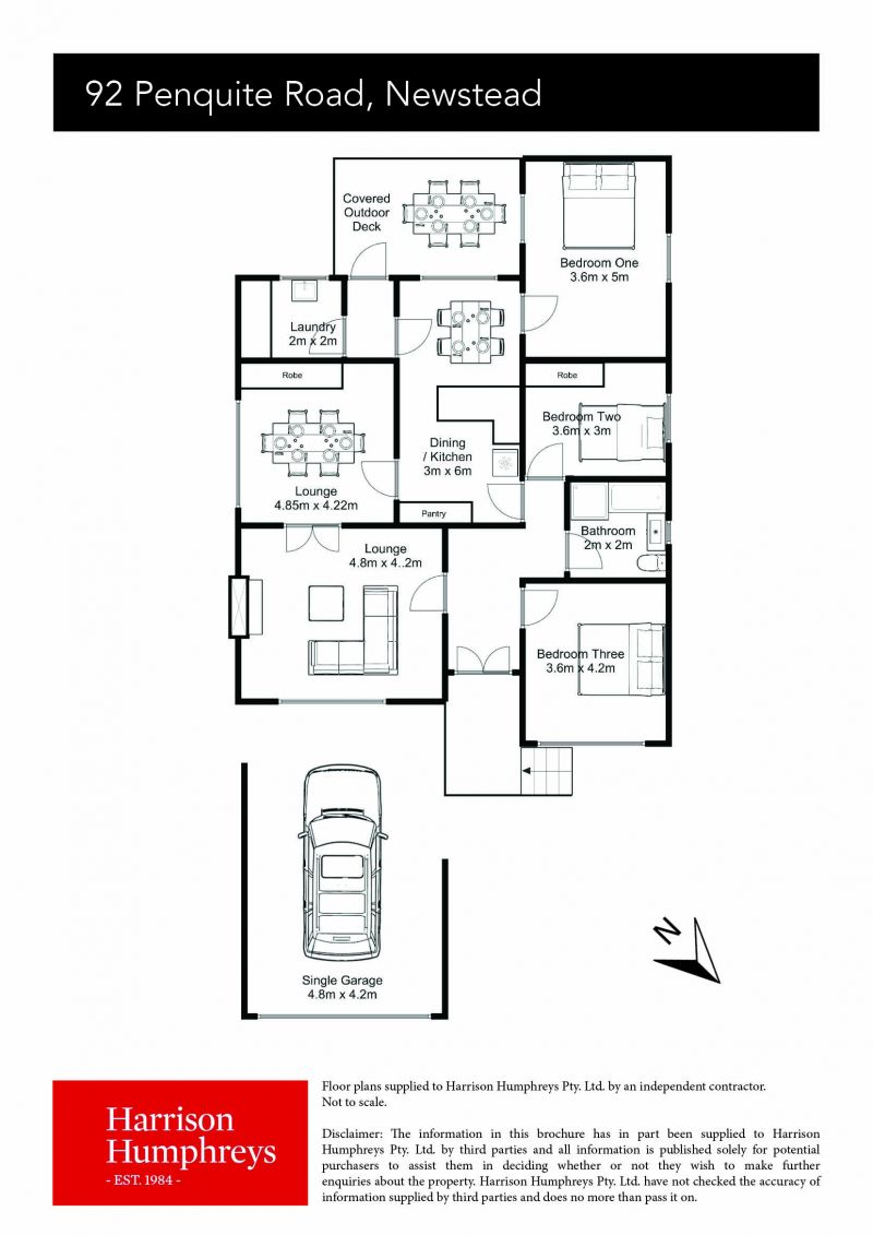 92 Penquite Road Floorplan