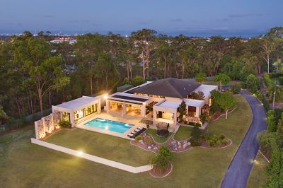 LUXURY ACREAGE IN SOUGHT AFTER JABIRU ESTATE - CLOSE TO THE BEST GOLD COAST SCHOOLS