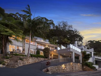 Enviable Privacy - North Aspect - Wide Pittwater Views