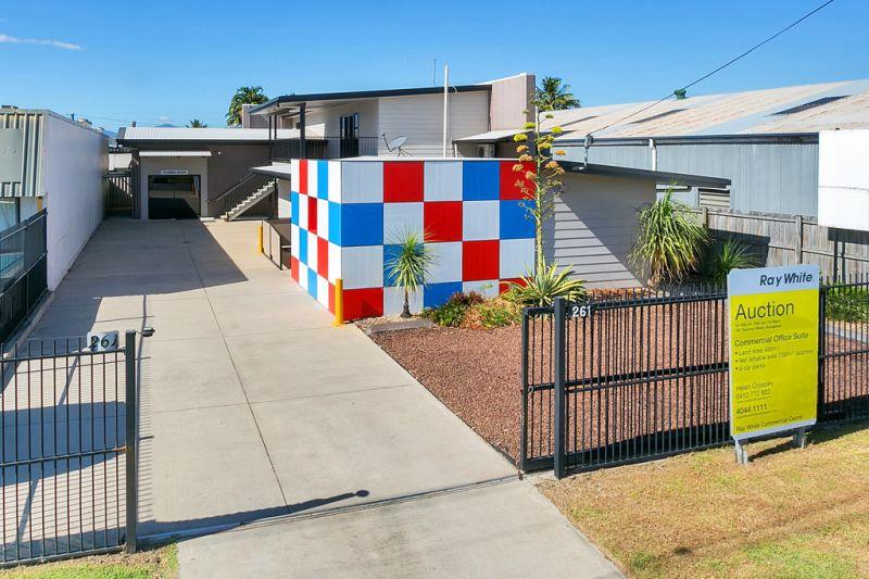 Office/Training Room/Caretaker Residence For Lease