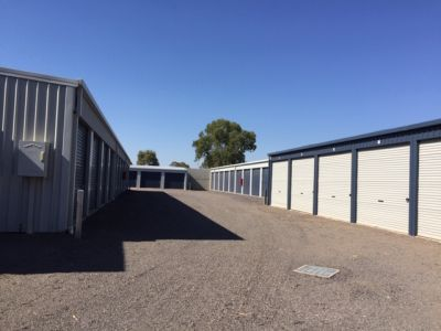STORAGE SHEDS AVAILABLE - GAY STREET STORAGE FACILITY
